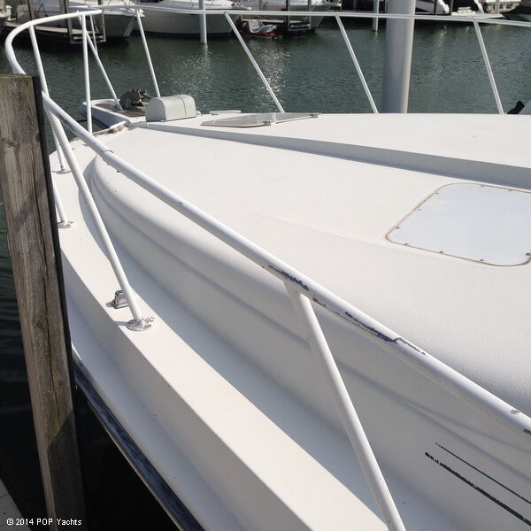 Deck Of Bow