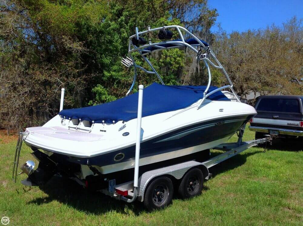 2008 Sea Ray 210 Select - Photo #2