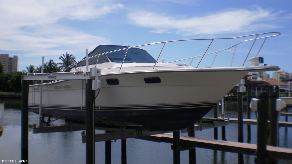 1989 Tiara 2700 Open - Photo #2