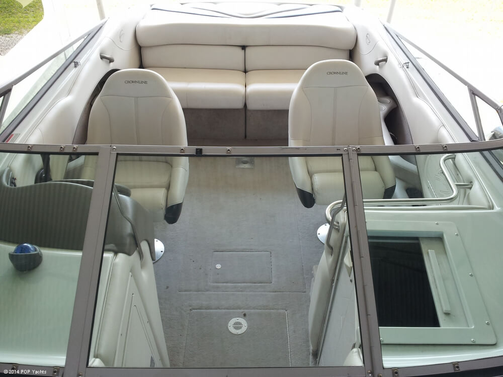 2001 Crownline 266 BR - Photo #9