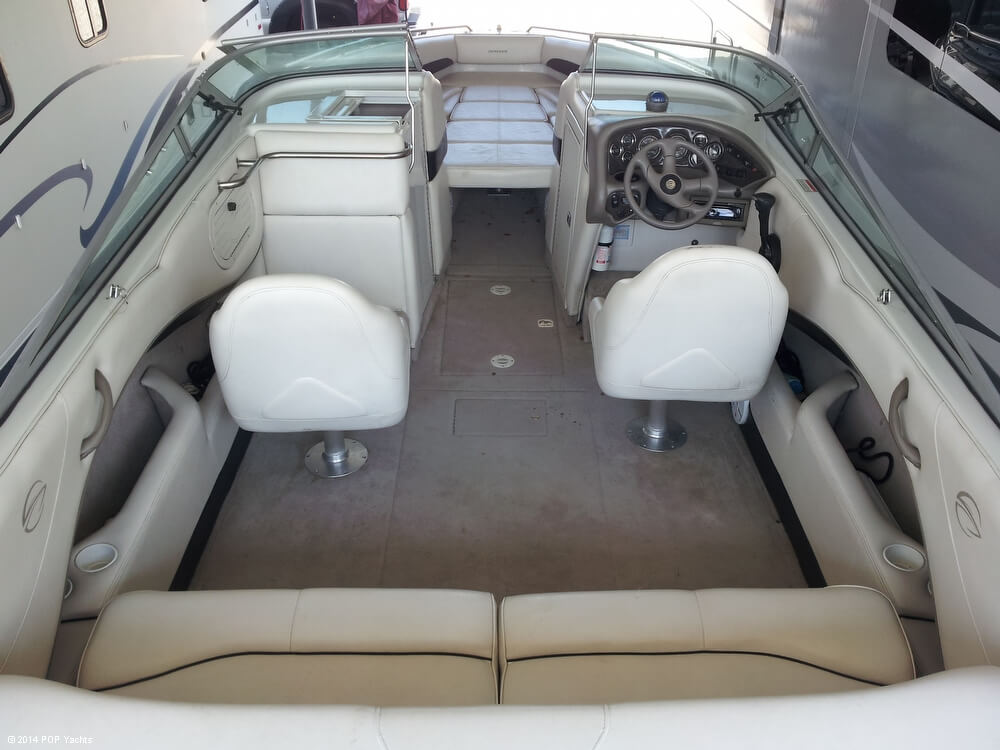 2001 Crownline 266 BR - Photo #14