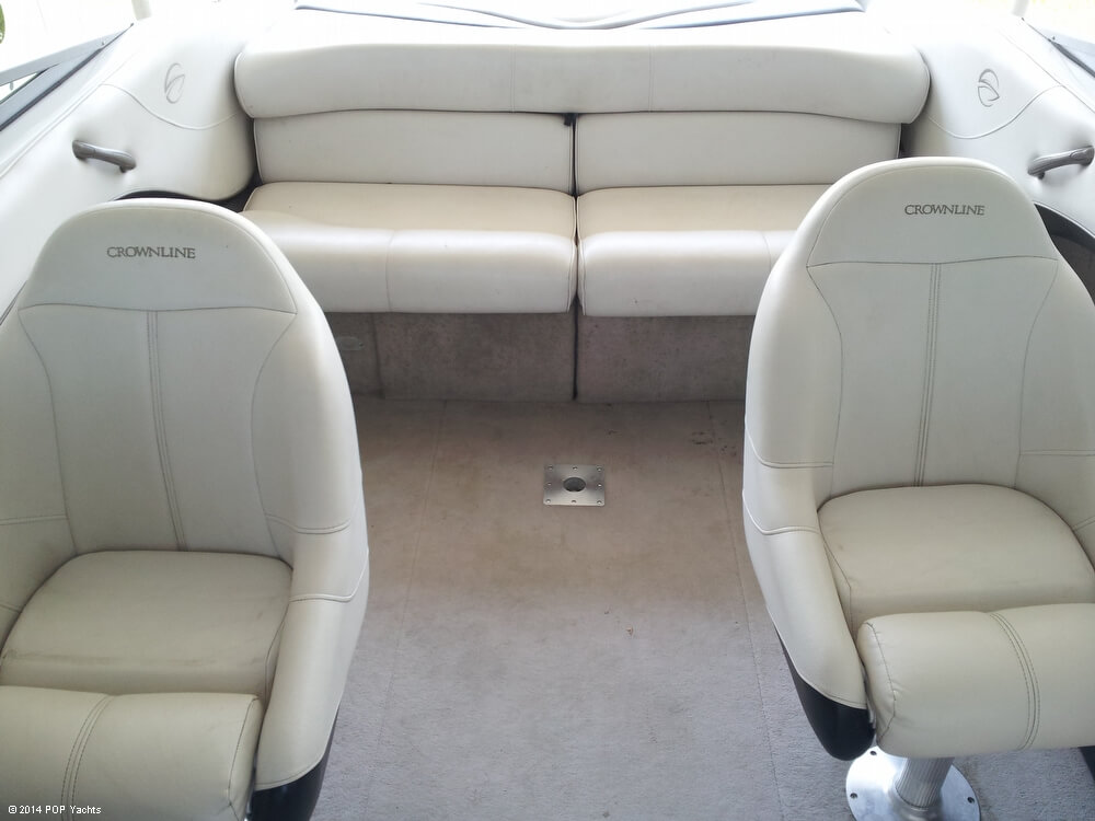 2001 Crownline 266 BR - Photo #19