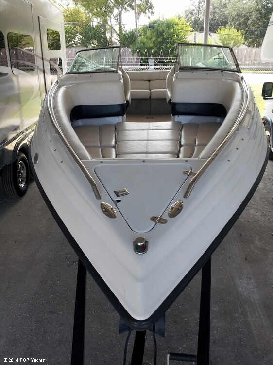 2001 Crownline 266 BR - Photo #22