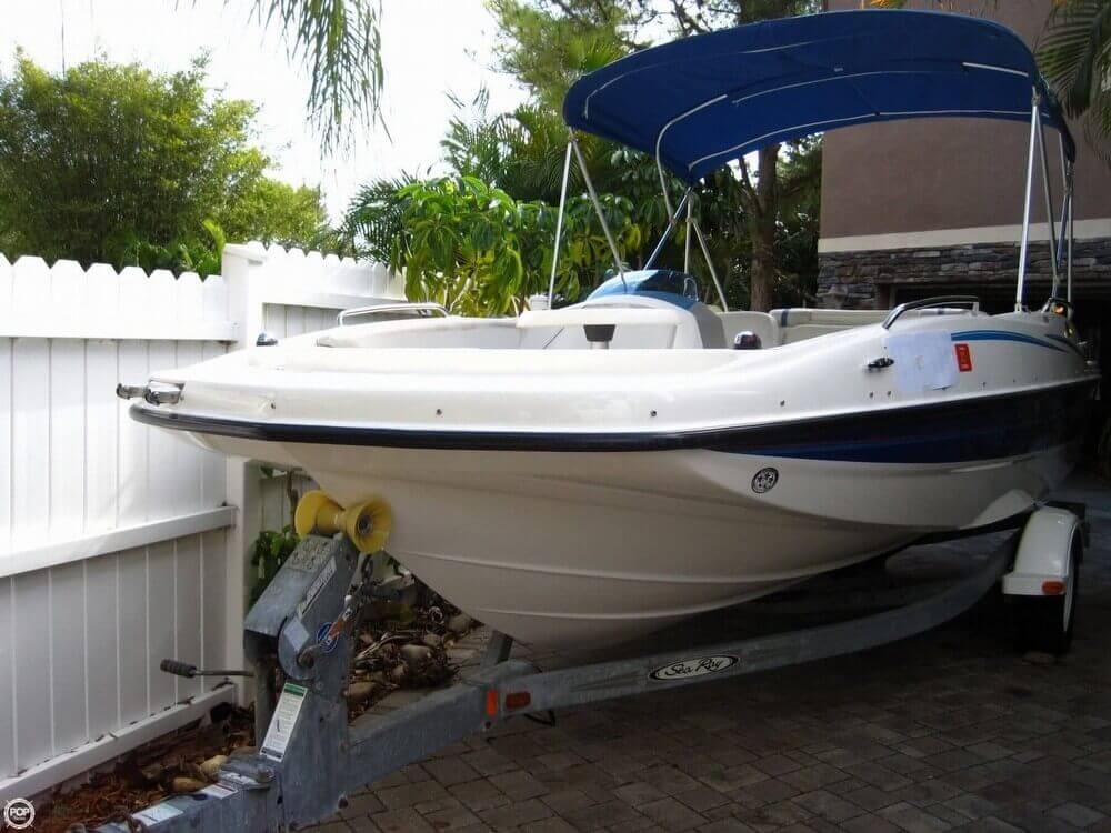 2006 Bayliner 197 Deck Boat - Photo #15