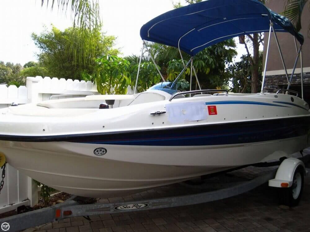 2006 Bayliner 197 Deck Boat - Photo #16