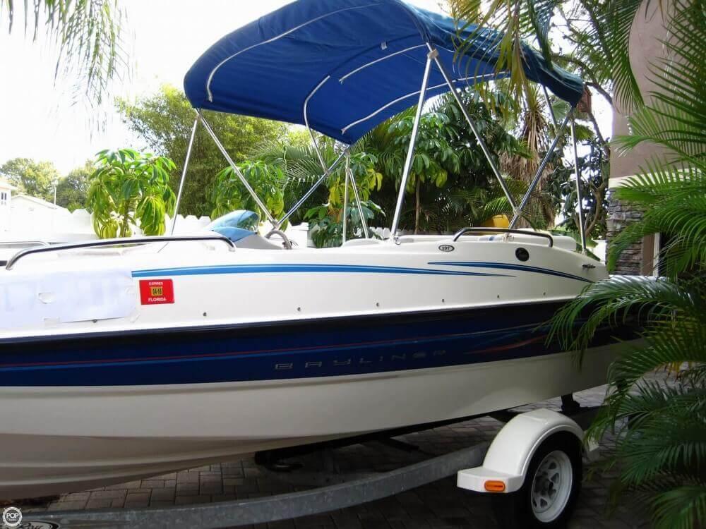 2006 Bayliner 197 Deck Boat - Photo #17