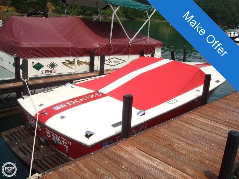 Used Boats For Sale by owner | 1979 Donzi 21