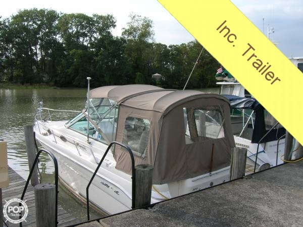 Used Boats For Sale in Binghamton, New York by owner | 1998 Sea Ray 27