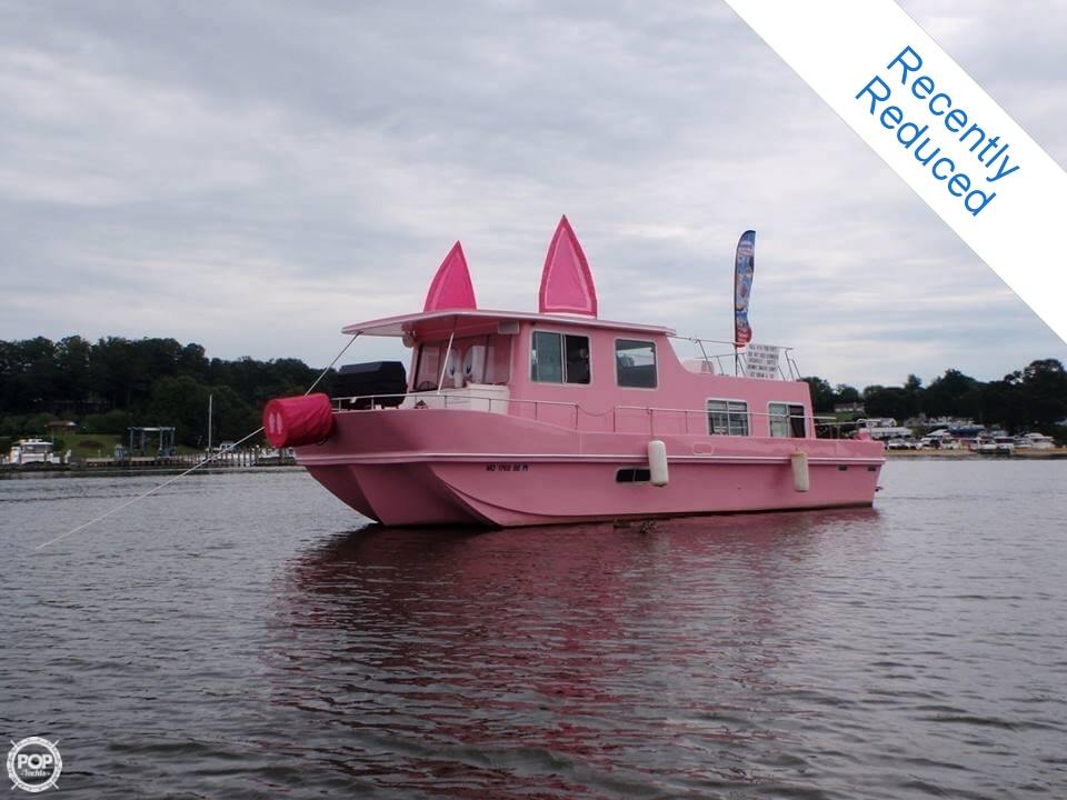 Used Boats For Sale in Harrisburg, Pennsylvania by owner | 1987 Holiday Mansion 37