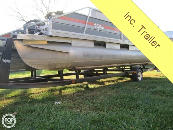 Used Pontoon Boats For Sale in Missouri by owner | 1986 Sun Tracker 24