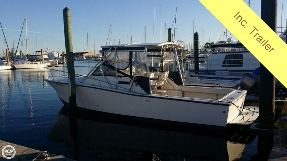 Used Albemarle Boats For Sale by owner | 1991 Albemarle 27