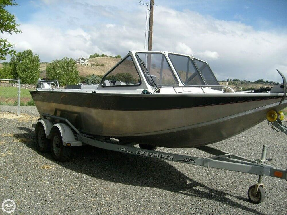 Used Boats For Sale in Kennewick, Washington by owner | 2001 North River 20