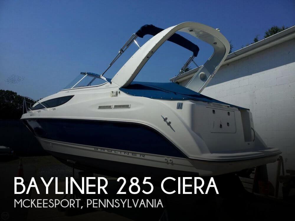 2005 Bayliner 285 Ciera - Photo #1
