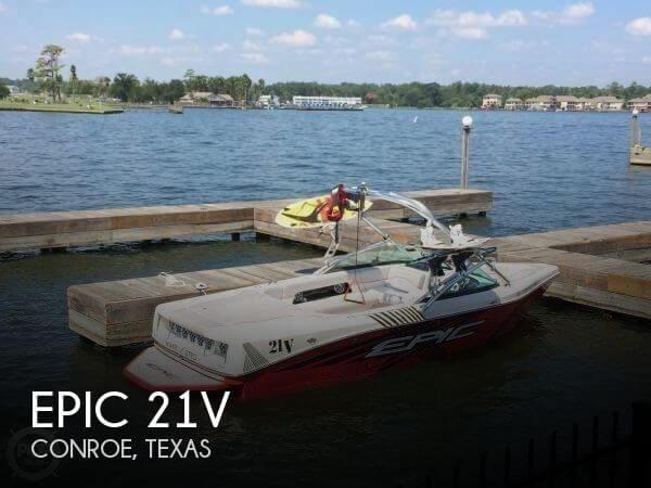 2012 Epic 21V - Photo #1
