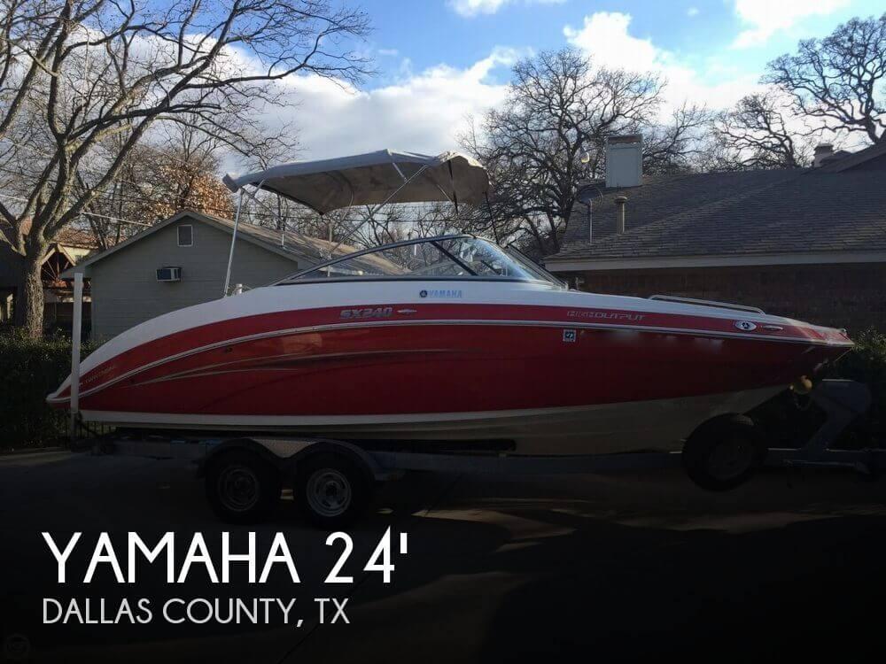 2012 Yamaha SX240 High Output - Photo #1