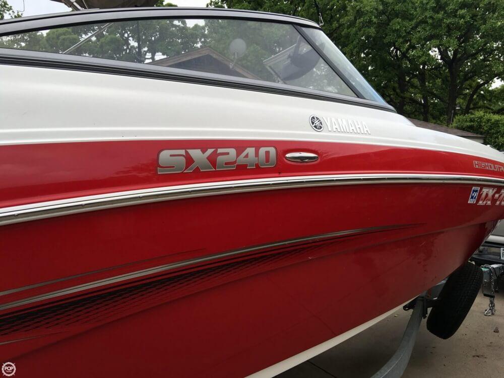 2012 Yamaha SX240 High Output - Photo #25