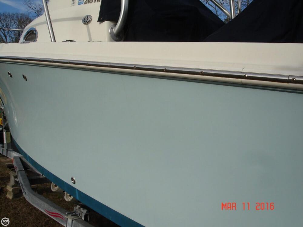 2006 Sailfish 218 WAC - Walk Around Cuddy - Photo #8