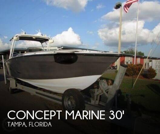 2000 Concept Marine 30 Center Console - Photo #1