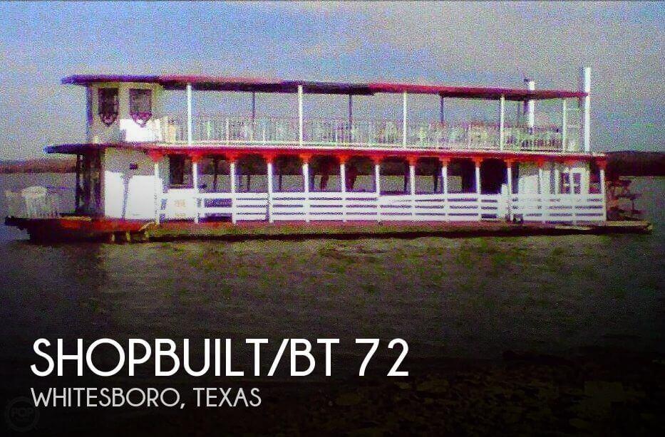 1982 ShopBuilt/BT 72 - Photo #1