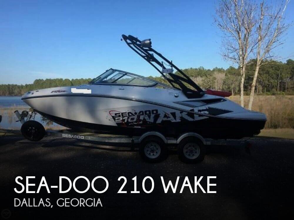 2011 Sea-Doo 210 Wake - Photo #1