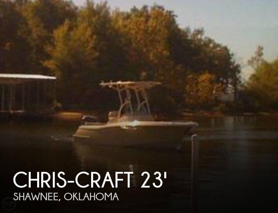 2008 Chris-Craft Catalina 23 Heritage Edition - Photo #1