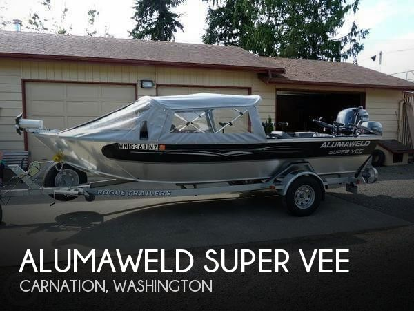 2010 Alumaweld Super Vee - Photo #1