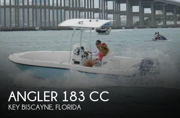 2008 Angler 183 CC - Photo #1