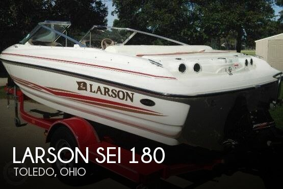 2003 Larson SEi 180 - Photo #1