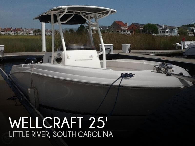 2013 Wellcraft Fisherman 252
