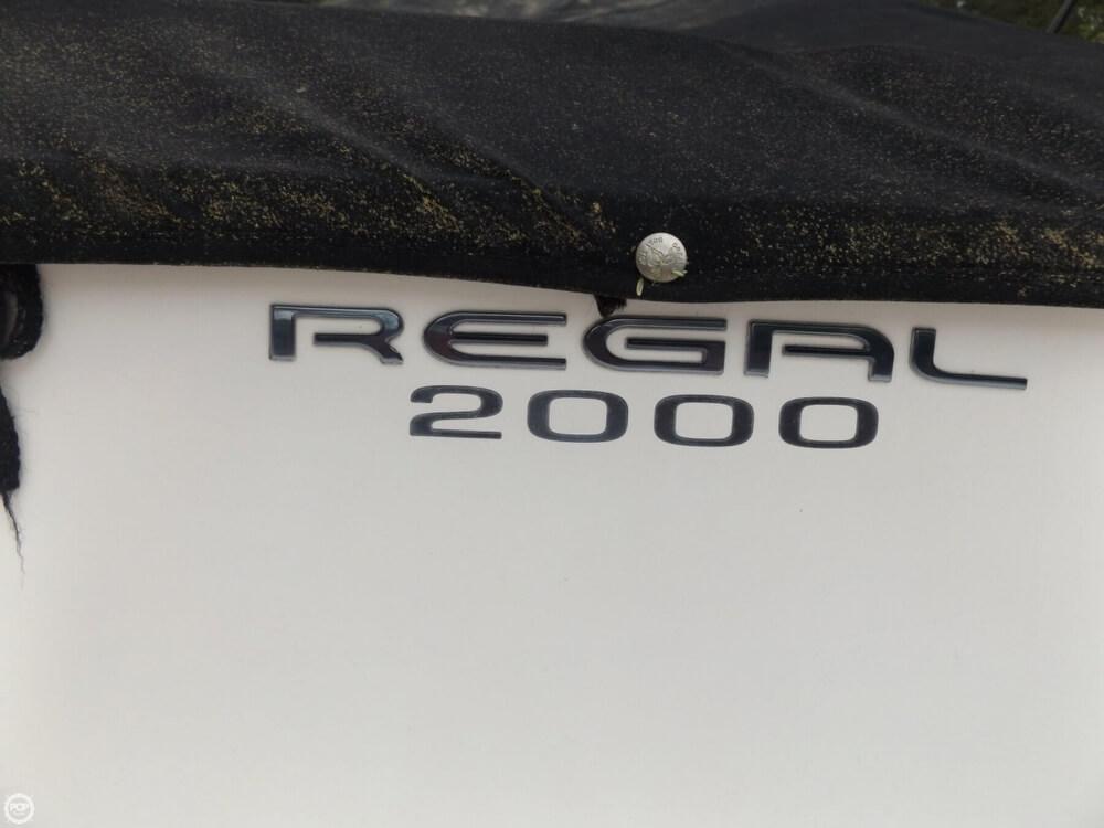 2007 Regal 2000 VBR - Photo #25