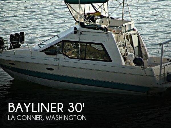 1993 Bayliner 30 - Photo #1