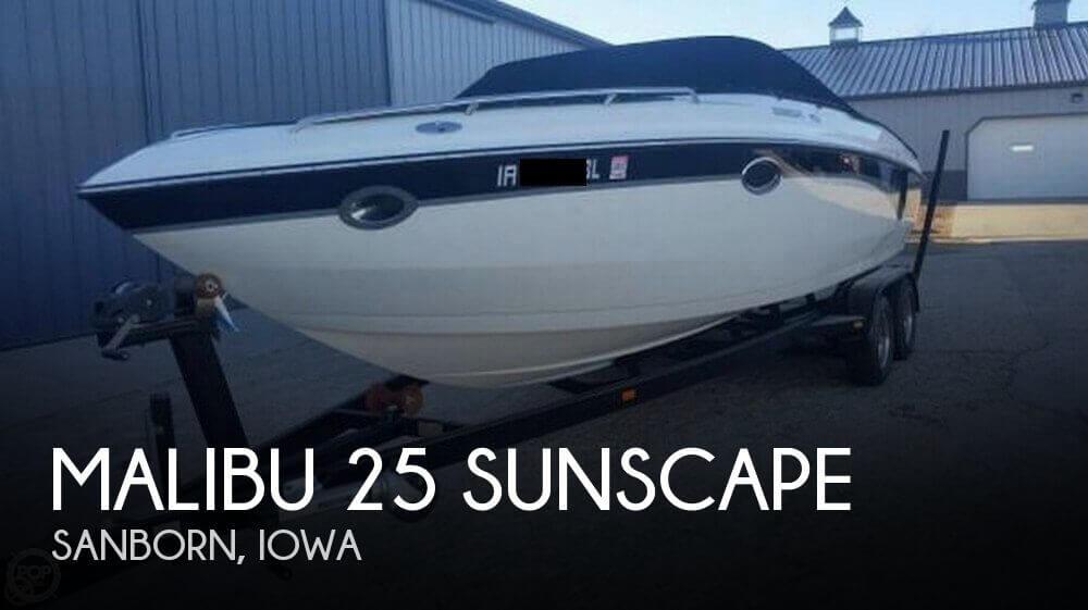 2001 Malibu 25 Sunscape - Photo #1