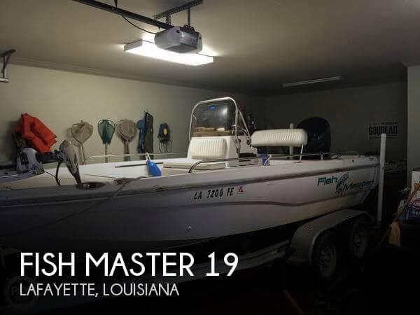 2002 Fish Master 19 - Photo #1