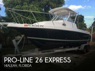 2008 Pro-Line 26 Express - Photo #1