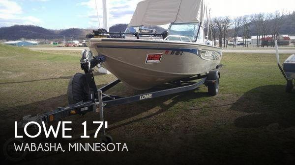 2007 Lowe 175 Fish And Ski - Photo #1