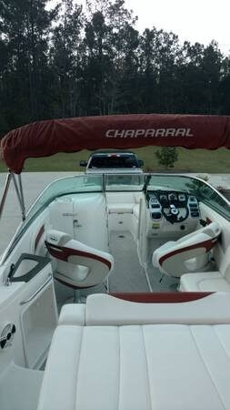 2008 Chaparral 236 SSX - Photo #11