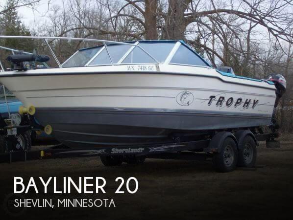 1992 Bayliner 20 - Photo #1