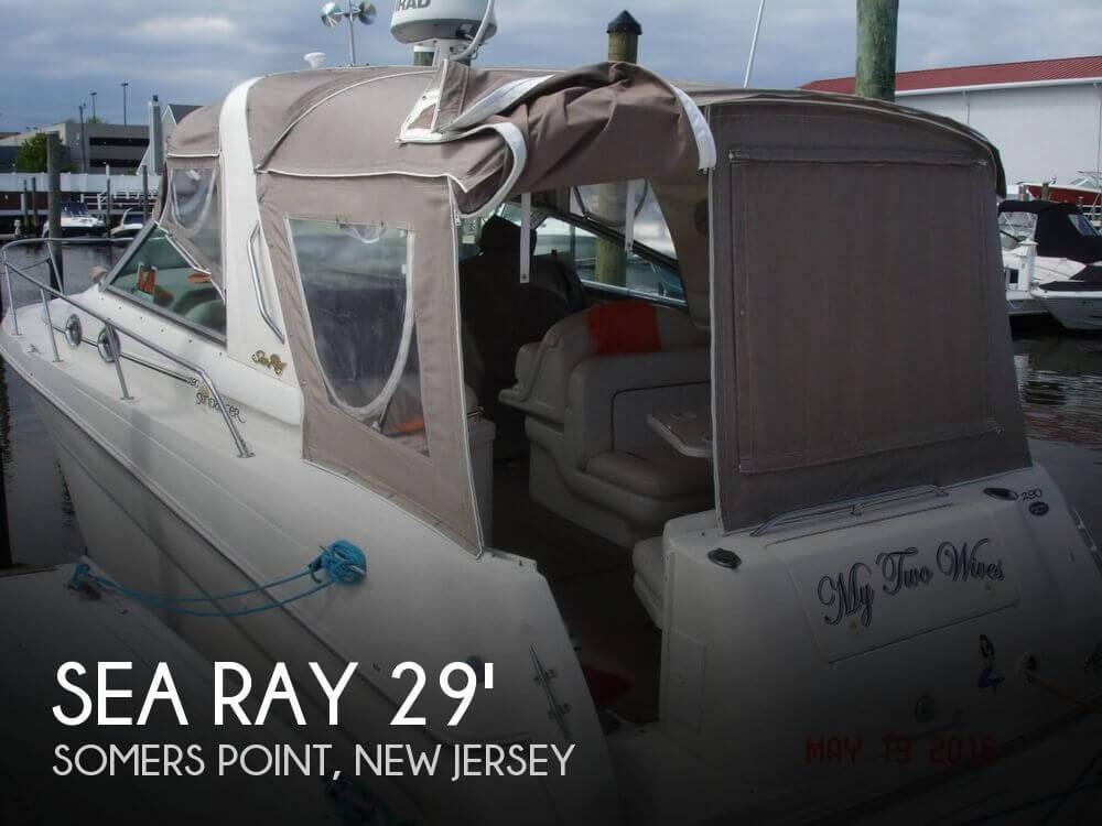 2000 Sea Ray 290 Sundancer - Photo #1