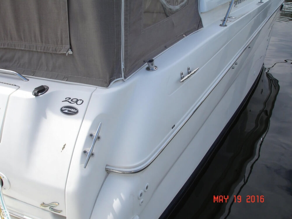 2000 Sea Ray 290 Sundancer - Photo #10