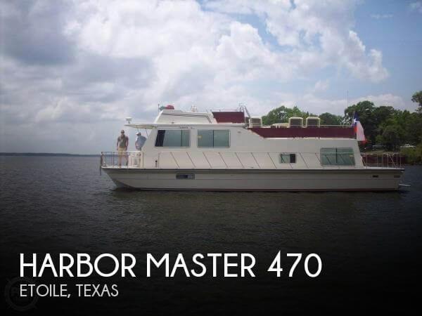 1984 Harbor Master 470 - Photo #1