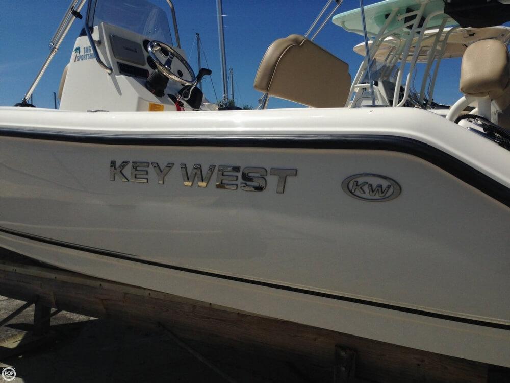 2016 Key West 186 Sportsman - Photo #16