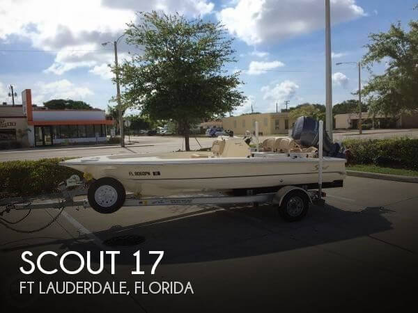 2013 Scout 17 - Photo #1