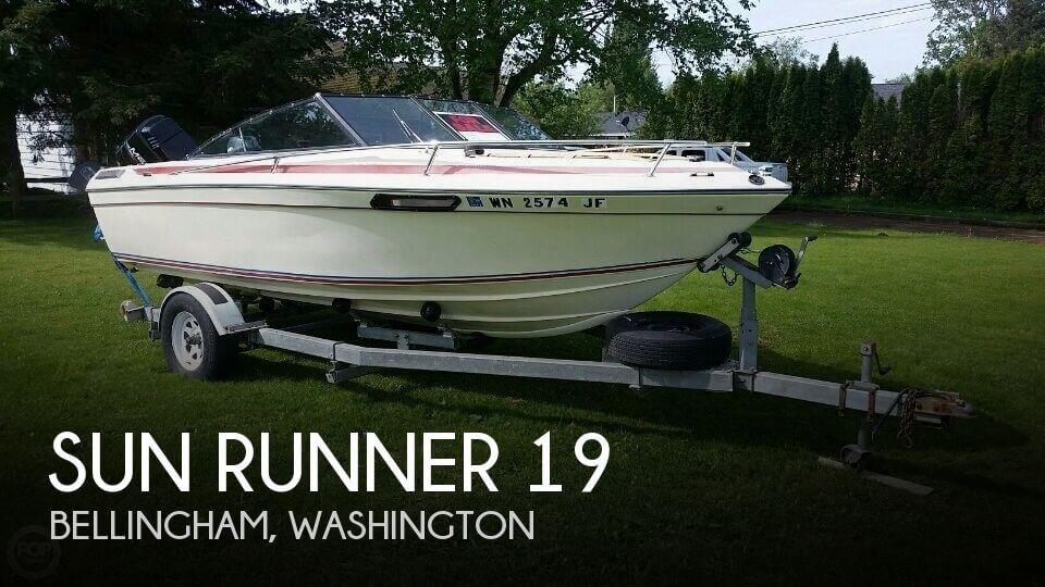 1979 Sun Runner 19 - Photo #1