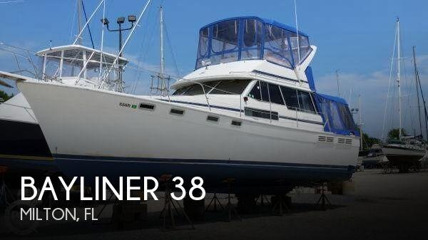 1988 Bayliner 38 - Photo #1