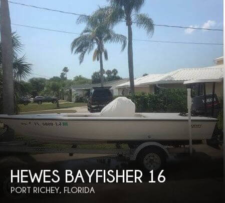 2000 Hewes Bayfisher 16 - Photo #1