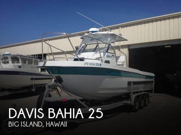 2000 Davis Bahia 25 - Photo #1