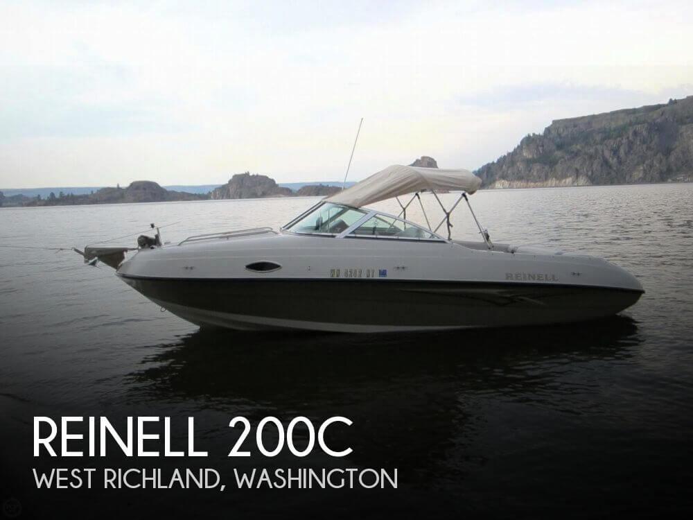 2006 Reinell 20 - Photo #1