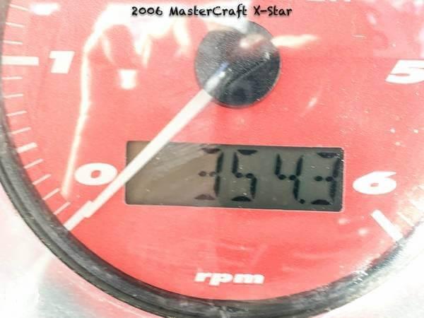 2006 Mastercraft 22 - Photo #9