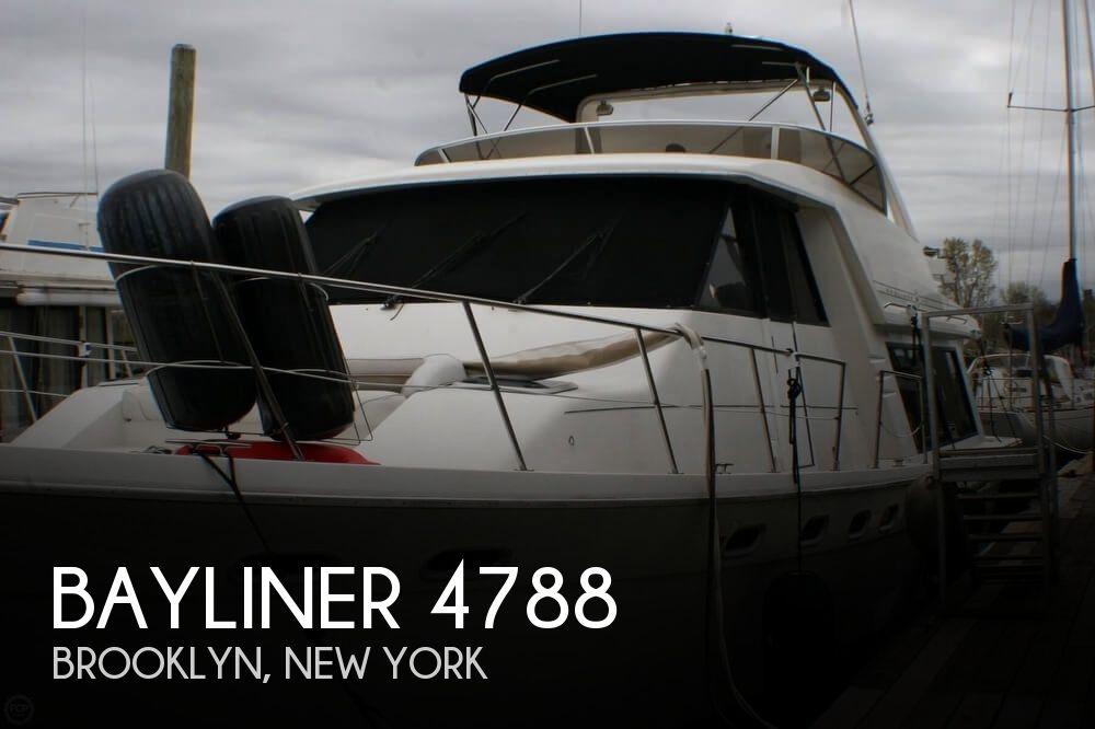 1995 Bayliner 47 - Photo #1