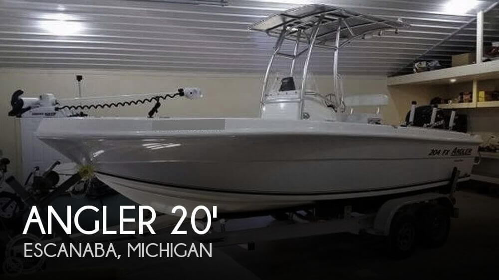 2006 Angler 204 FX Limited Edition - Photo #1